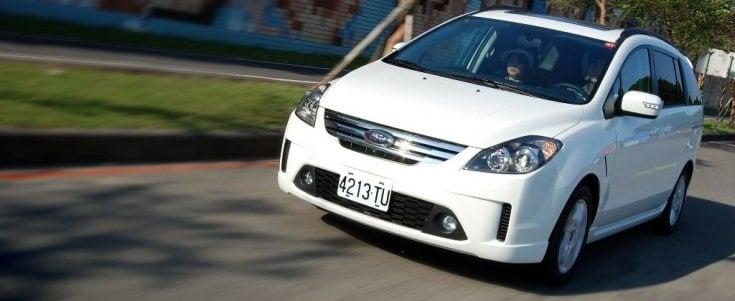 Ford I-MAX(White)