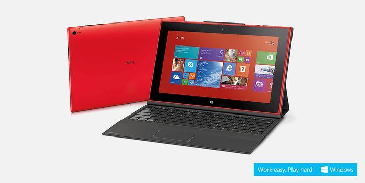 """Work Easy, Play Hard"" with Nokia Lumia 2520"