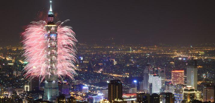 201314台北101跨年煙火, via MaxChu (flickriver.com)