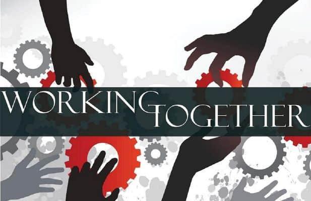 Woking Together, via strivetwosucceed.files.wordpress.com