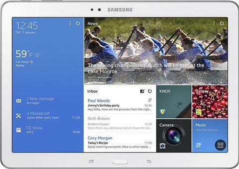 Samsung Magazine UX介面, via http://pocketnow.com