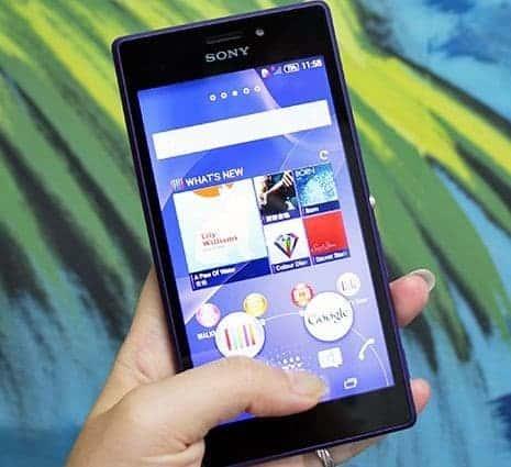 Sony Xperia What's New APP, via http://www.sogi.com.tw