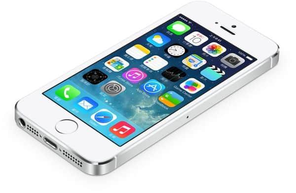iOS 7 - Flat Design效果, via http://apple.com