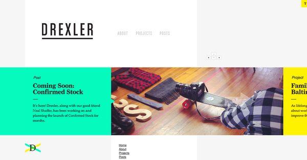 【設計】網頁設計風格-極簡派