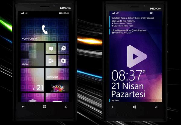 WindowsPhone8.1自創背景圖by Saracennegative, via http://saracennegative.deviantart.com