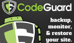 CodeGuard - Time Machine, backup, monitor and restore your website