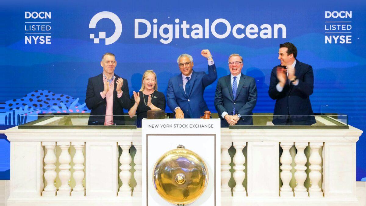 DigitalOcean 成為公開上市公司